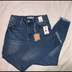 YMI vintage dream High Rise Ankle jeans size 11